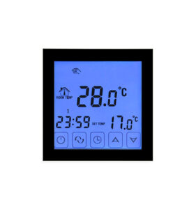 Black Touch Thermostat (NTS)